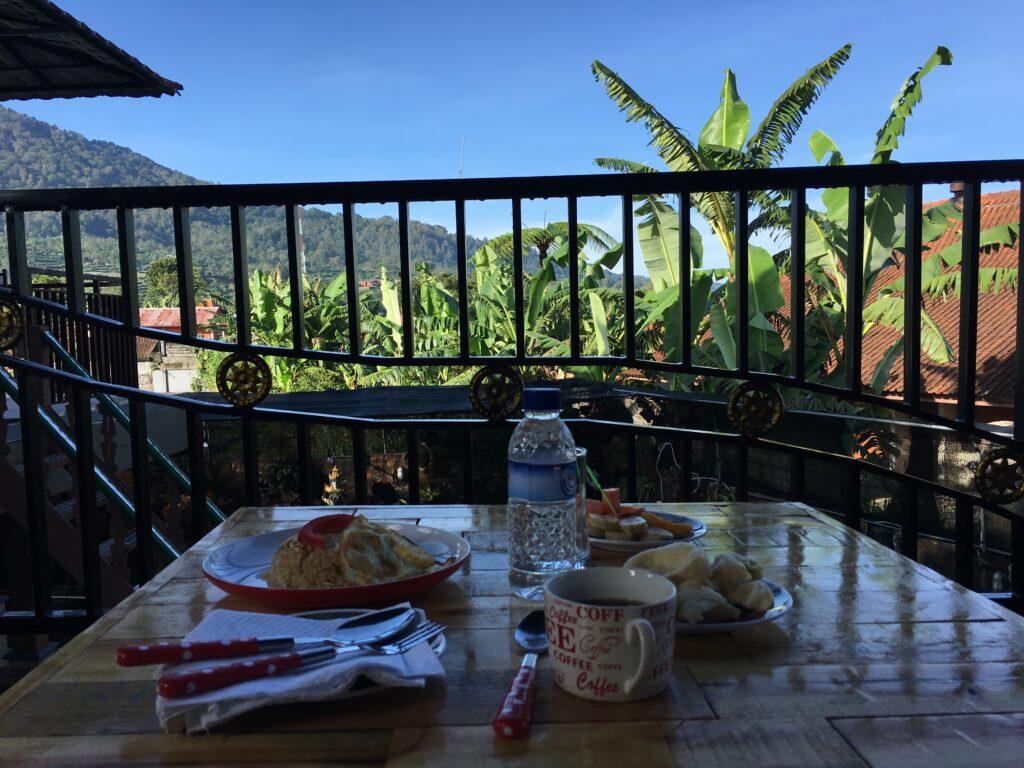 Frühstück Bali