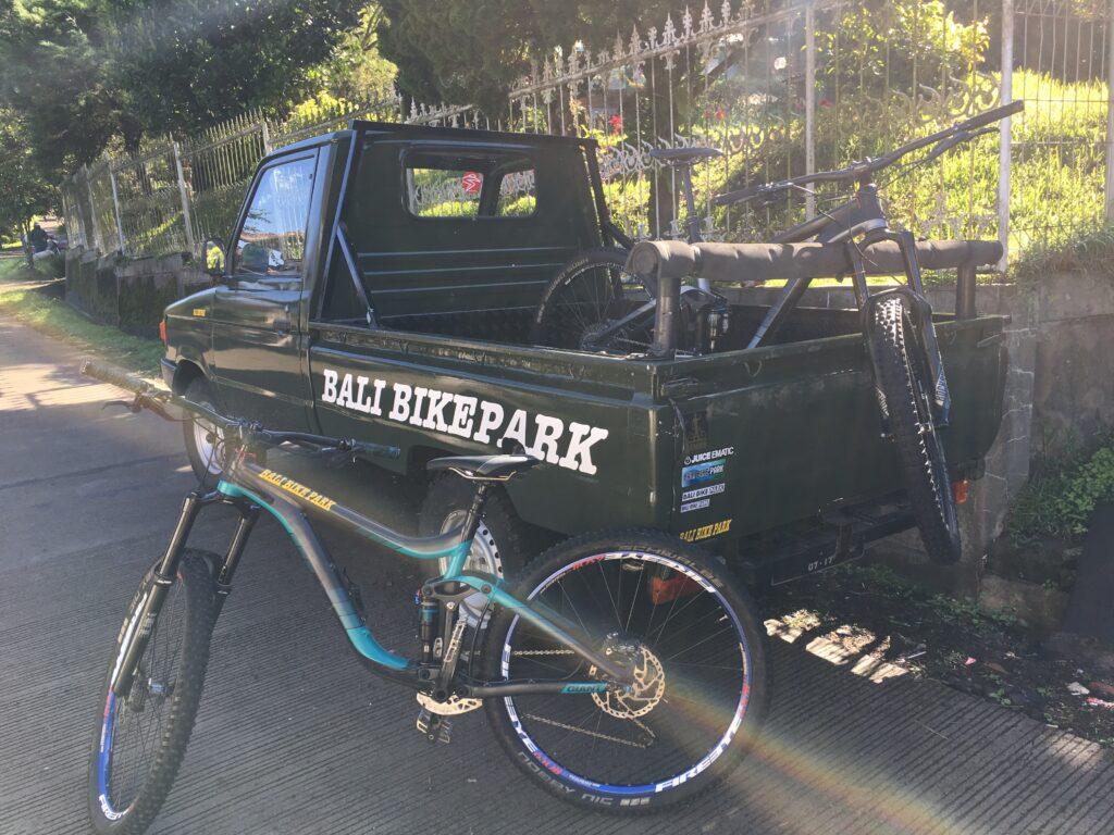 Bali Bikepark Shuttle