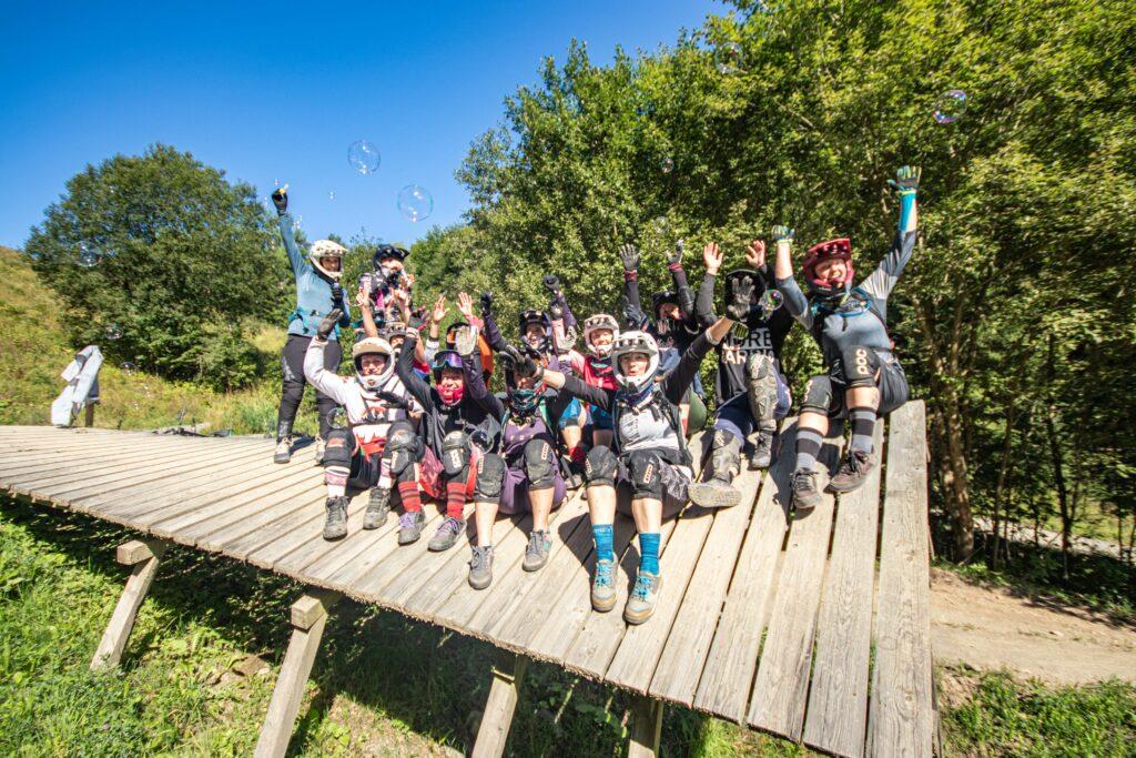 Womens Bike Camp Winterberg